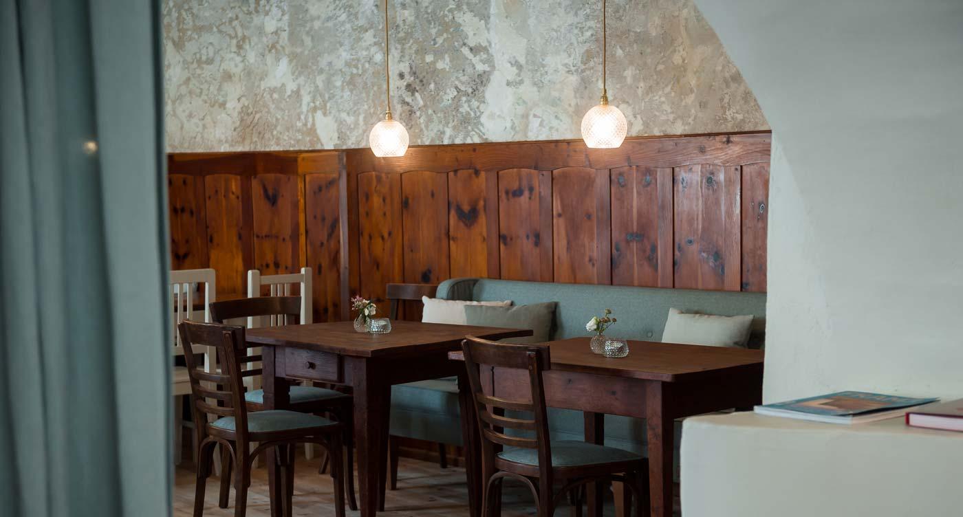 Beleuchtung Restaurant Reichhalter