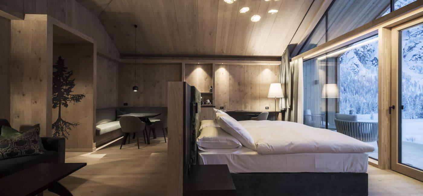 ©AlexFilz . Hotel Cappella .  Architecture